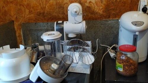 Food Processor Bosch MUM4855 meat grinder juicer vegetable cutter MUM 4855 Kitchen Machine Planetary Mixer with bowl stand dough food processor bosch food processormeat grinder food processor - AliExpress