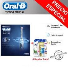 Oral B Genius 8200W, Genius 8000N 8200W Cepillo de dientes eléctrico + Regalos Champú H&S, Pantene, Aussie y Pasta dientes