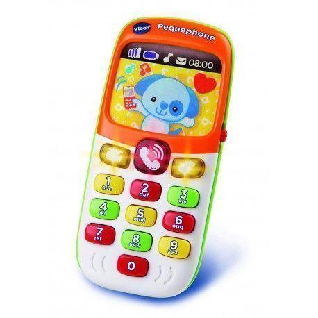 VTech Pequephone Bilingual Toy Phone