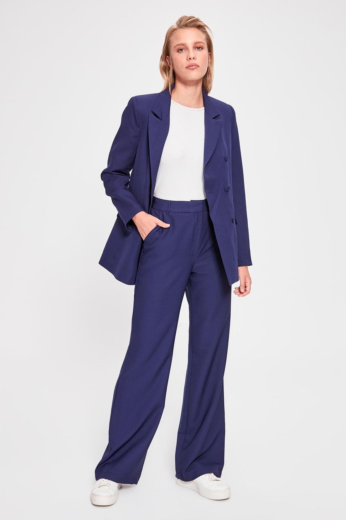 Trendyol Pocket Detail Pants TWOAW20PL0317