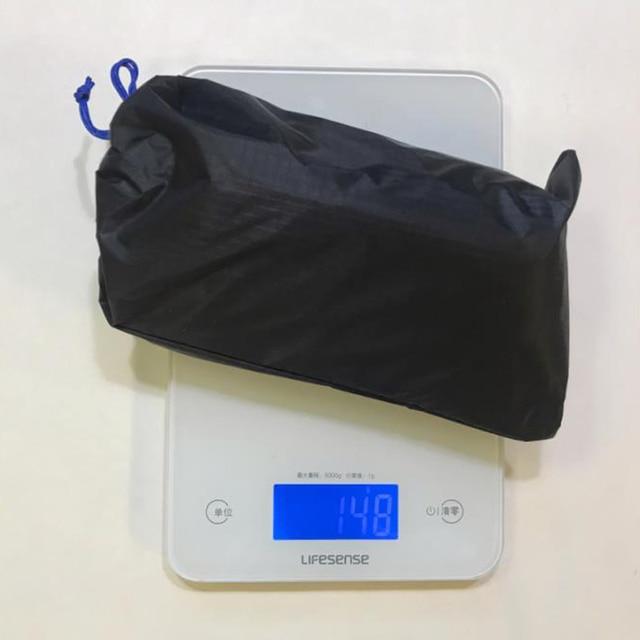 3F UL GEAR LanShan 1 Tent footprint groundsheet original silnylon ground cloth 210*95cm 3