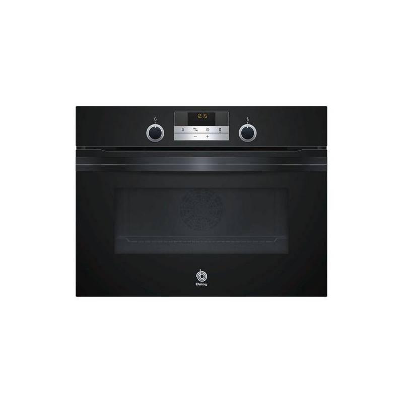 Multifunction Oven Balay 3CB5351N0 47 L Aqualisis 2800W Black