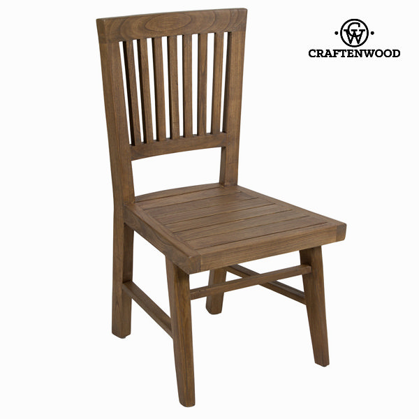Dining Chair Mindi Wood (95 X 45 X 50 Cm) - Ellegance Collection By Craftenwood