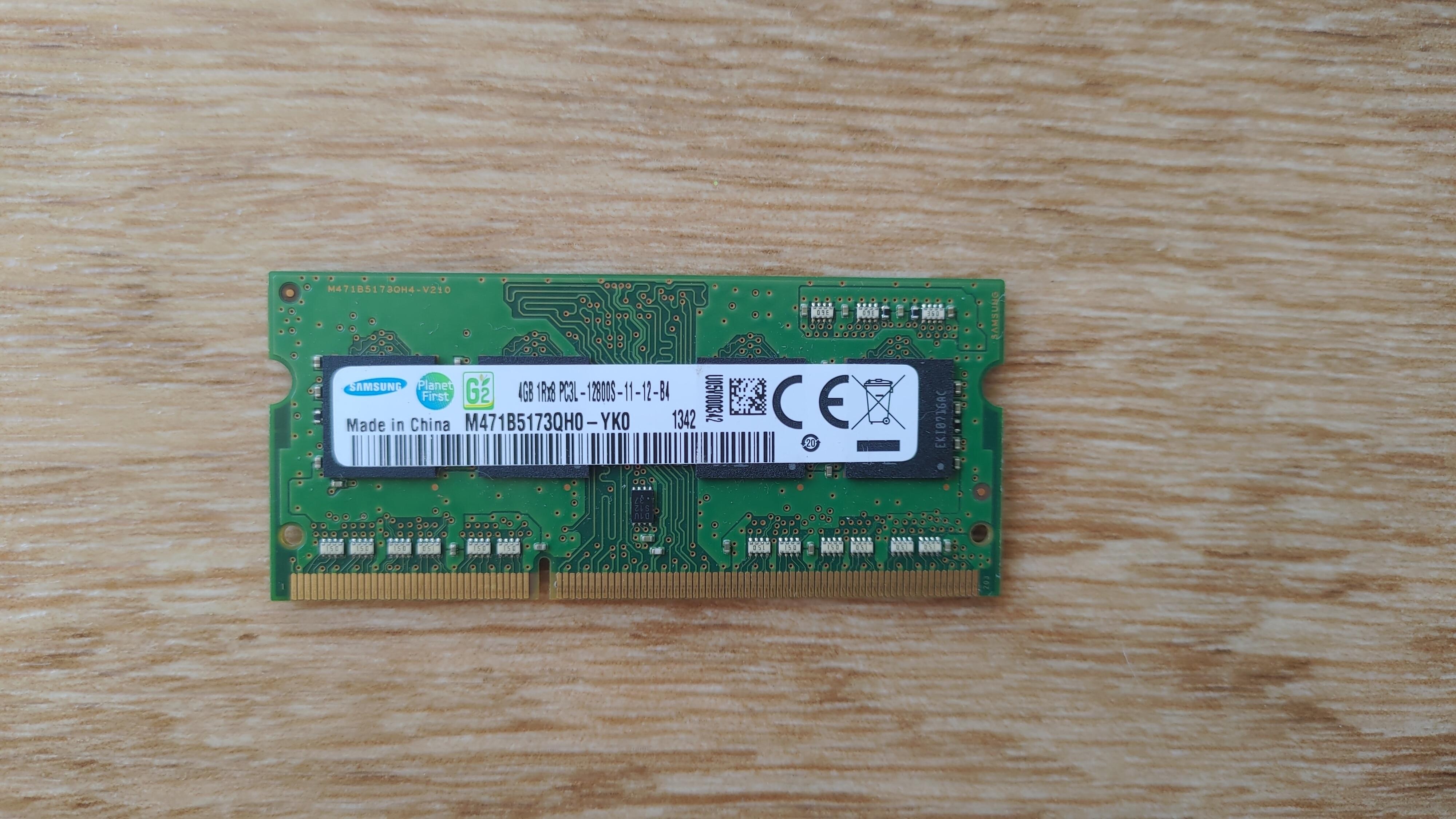 SAMSUNG 4G 1RX8 PC3L 12800S DDR3 4 Гб 1600 МГц память для ноутбука 4G PC3L 12800S 1600 МГц модуль для ноутбука SODIMM RAM