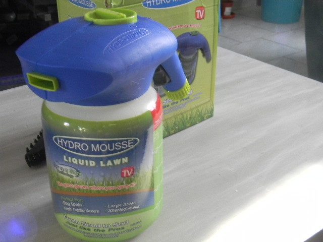 #1 Lawn Seed Sprayer photo review