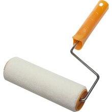 Валик с ручкой STAYER 180 мм, ⌀48 мм, 50% акрил, 50% шерсть VELOUR 0332-18_z01