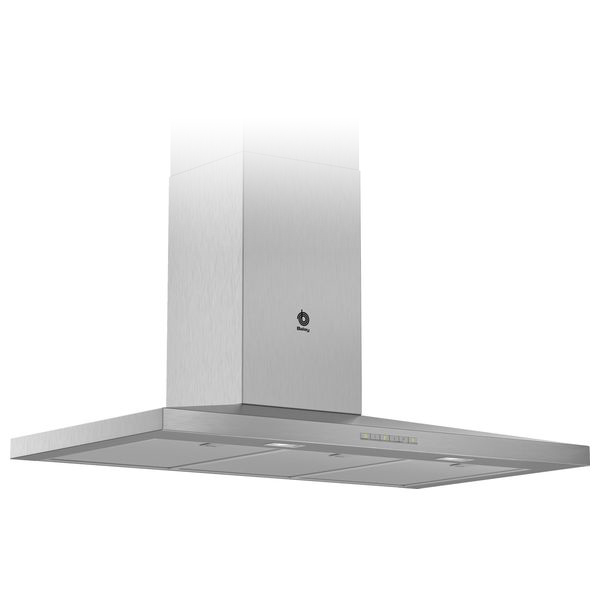 Conventional Hood Balay 3BC697EX 90 Cm 750 M3/h 64 DB 255W Stainless Steel