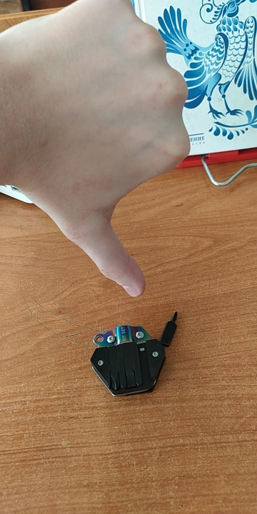 Multifunctional Hexagonal EDC Keychain photo review