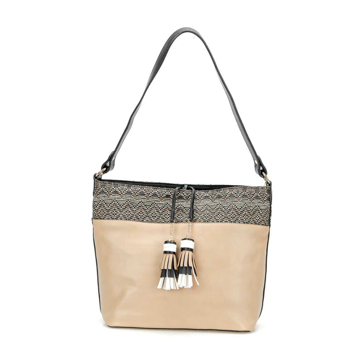 FLO WPRC1014 NUDE Women Shoulder Bag BUTIGO
