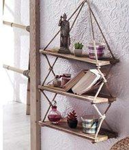 Półka na drewno 3 półka na książki półka na książki wisząca półka na ścianę półka drewniane półki ścienne drewniana półka półka dekoracyjna tanie tanio isimsiz marka TR (pochodzenie) Regał Meble do domu Meble do salonu