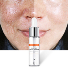 VIBRANT GLAMOUR Face Serum Skin Care Face Essence Plant Whitening Shrink Pores Hyaluronic Acid цена 2017