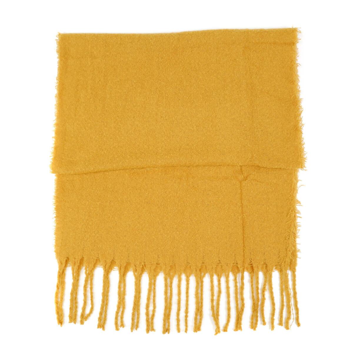 FLO SAL 11129 51Z Yellow Women 'S Shawl BUTIGO