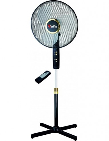 METALWORKS 722313640 STAND FAN CX-FS-40H C/COMMAND 45W