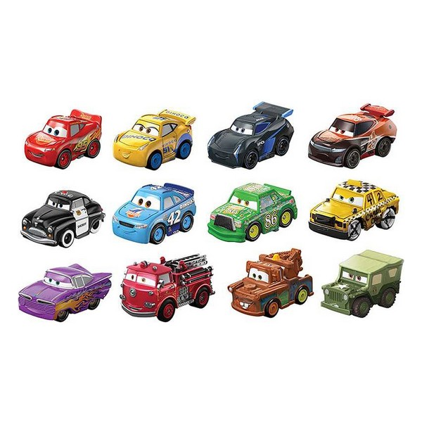 Friction Car Cars Mini Racers