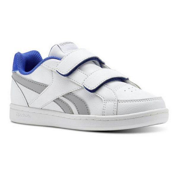 Children's Casual Trainers Reebok Royal Prime ALT White