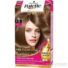 Палитра Делюкс краска для волос 7,0 Auburn 367314709
