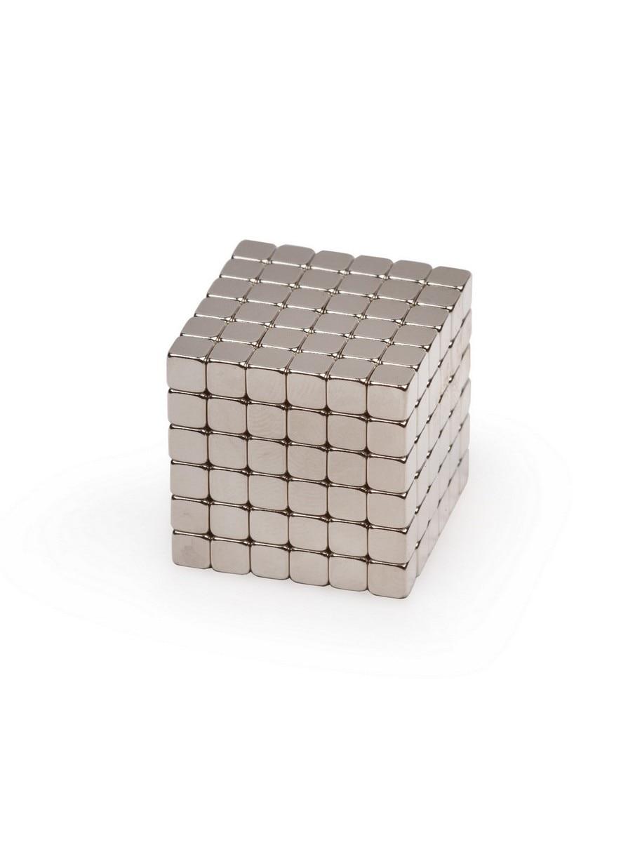 Тетракуб (Неокуб). Куб из магнитных кубиков. Антистресс-головоломка.