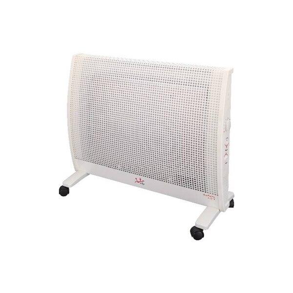 Electric Heater JATA PA1515 500-1500W White