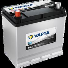 Battery Car 12v Positive VARTA BLACK Right A17 207x175x175 541400036 DYNAMIC 41ah 360A