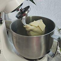 早餐必备:酥粒豆沙小面包,简单易学!的做法图解3