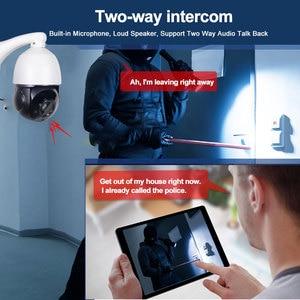 Image 4 - IP66 Esterna del CCTV di Sicurezza POE 5MP Auto Tracking PTZ Macchina Fotografica 2MP Persona Umanoide di Rilevamento H.265 P2P IP Della Macchina Fotografica di IR 30X ZOOM ONVIF