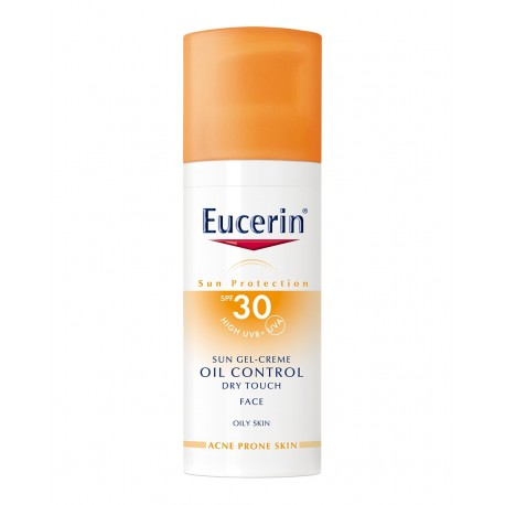 EUCERIN SUN OIL DRY TOUCH CONTROL SPF30 +