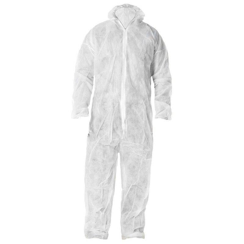Work Diver White Polypropylene 1 Only Wearing Size XXL