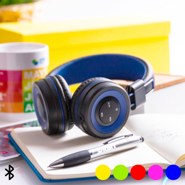 Bluetooth Headphones with Hands free and Integrated Control Panel 145562|Telephone Headsets| |  - title=