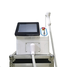 Portable Painless High Power Laser 808nm Diode Hair Removal Beauty Machine  400W With 50 Million Shot 10w 808nm laser diode f mount with fac lens