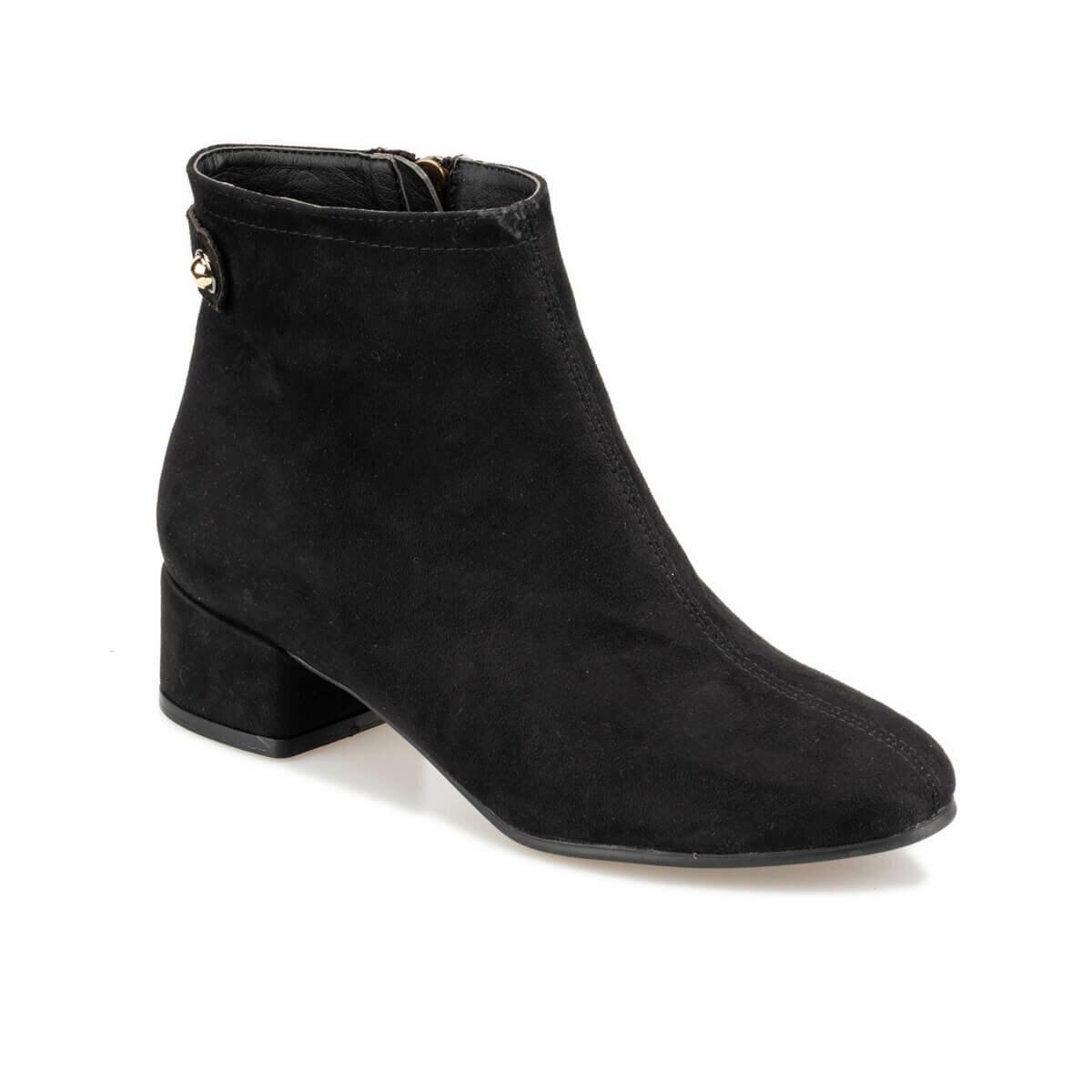 FLO 92.314347.Z أحذية نسائية سوداء بولاريس