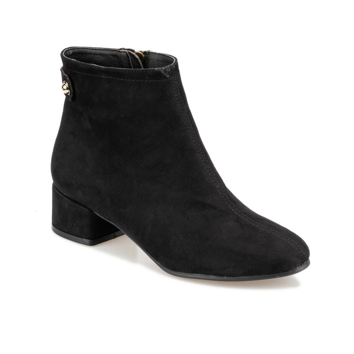 FLO 92.314347.Z Black Women Boots Polaris