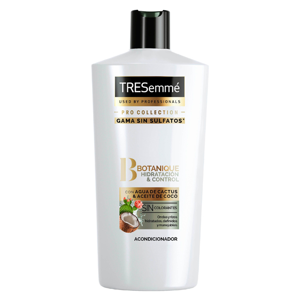 Conditioner Botanique Agua Cactus & Coco Tresemme (300 Ml)