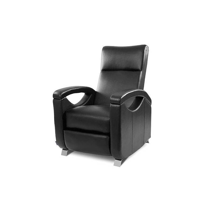 Armchair Relax Massager Push Back Black Cecotec 6025