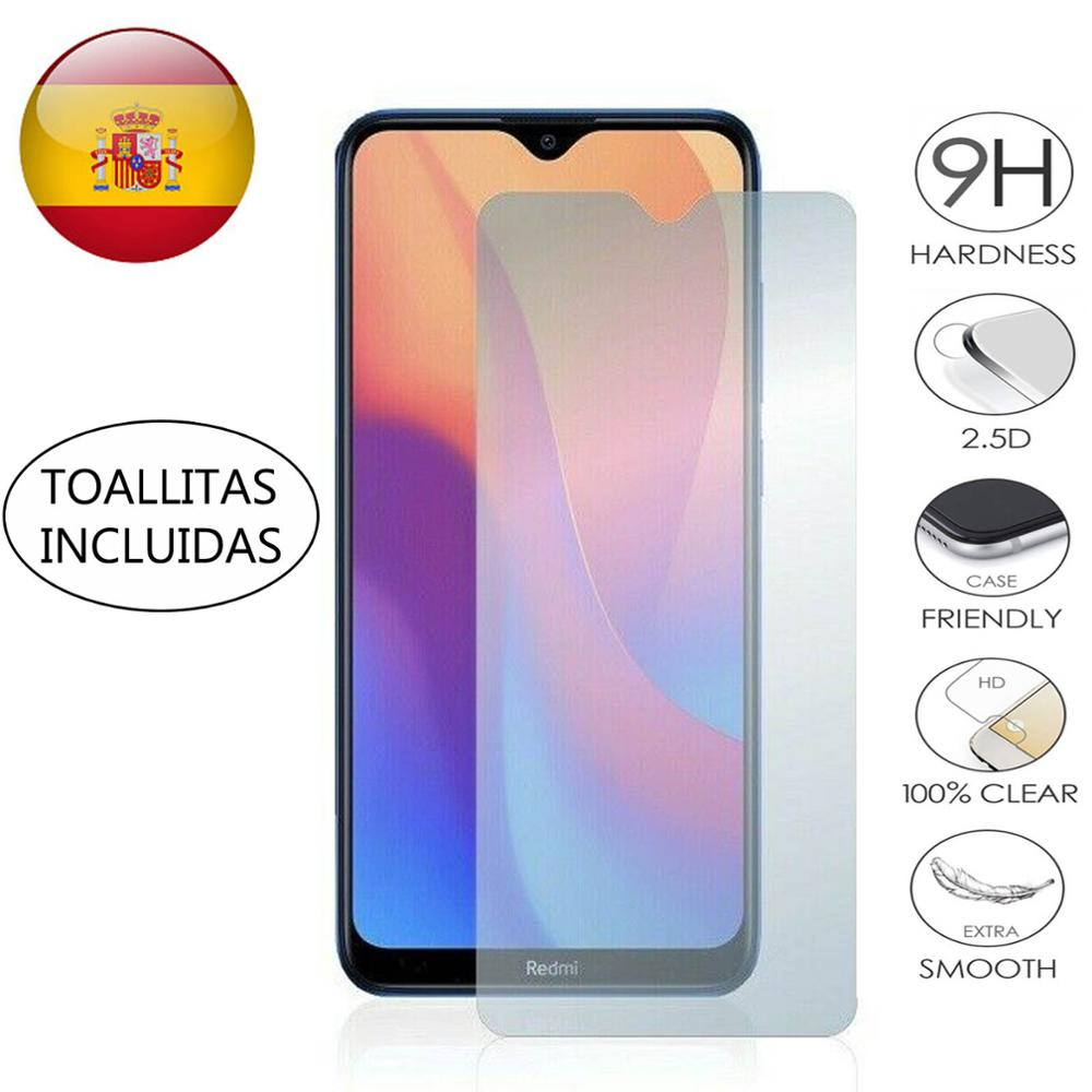 Screen Protector For Xiaomi Redmi Tempered Glass 8 9H 2.5D Glass Premium 0,3mm