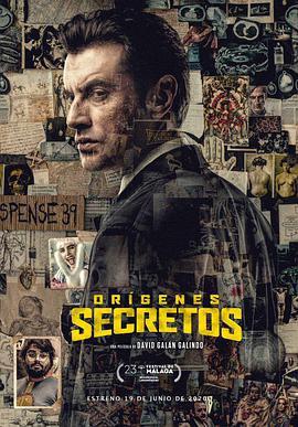 神秘起源 Orígenes secretos的海报