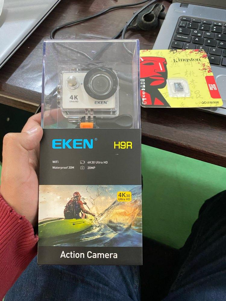 -- Câmera Subaquática 120fps