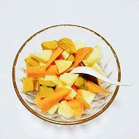 #福气年夜菜#低卡美味~做法简单~烤蔬菜的做法图解5