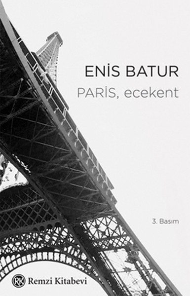 Paris, Ecekent Enis Batur Ramzi Bookshop Memories Array