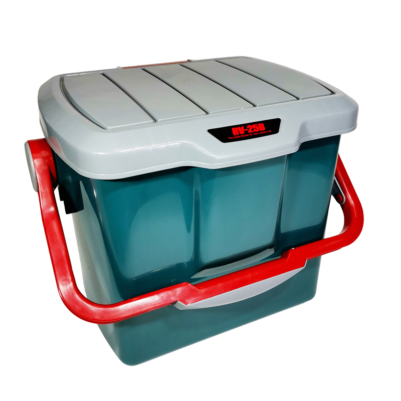 Экспедиционный ящик IRIS RV BOX  Bucket 25B, 20 литров|Задние багажники и аксессуары|   | АлиЭкспресс