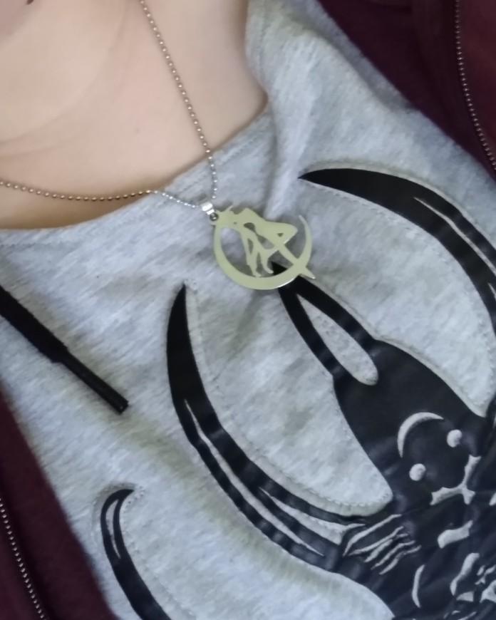 Necklace Naruto Symbol Pendant photo review