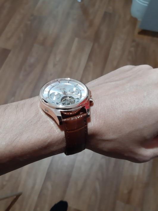 -- Relógios Esqueleto Tourbillon