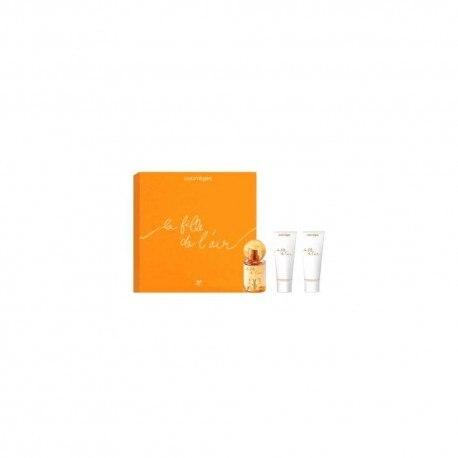 COURREGES LA FILLE DE L AIR EDP 50ML + BODY LOTION SHOWER GEL 50ML + 50ML