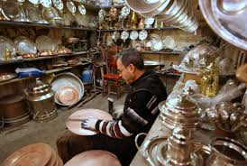 1 amca - Anatolian Ottoman Turkish Arabic Copper Egg Pan Frier Pot Frying Pan Cookware Kitchen Cooker Pan Cooking Pan Pot Authentic Handmade %100 Copper Coffee Pot Coffee Pot Teapot Coffea Cups Tray Mug Cup