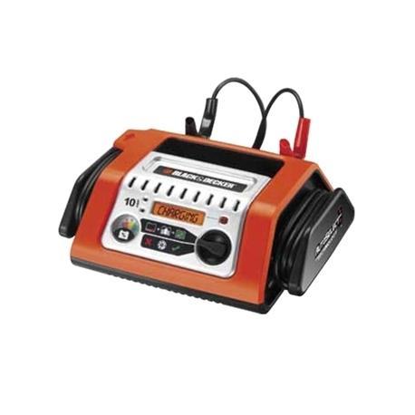 Batterie ladegerät Black & Decker 10amp autoselect test lichtmaschine