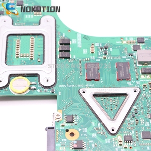 Image 4 - NOKOTION For Toshiba satellite L630 Laptop motherboard HD4500 HM55 DDR3 Free cpu 6050A2338501 MB A03 V000245110 1310A2338522
