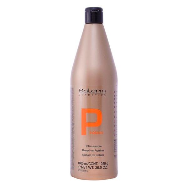 Restorative Shampoo Protein Salerm (1000 Ml)