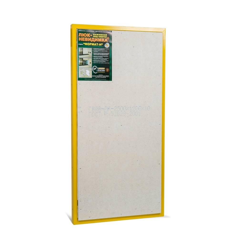 Steel Hatch Tile Format KN 60-100