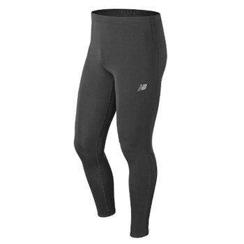 Sports Leggings for Men New Balance Accelerate Black