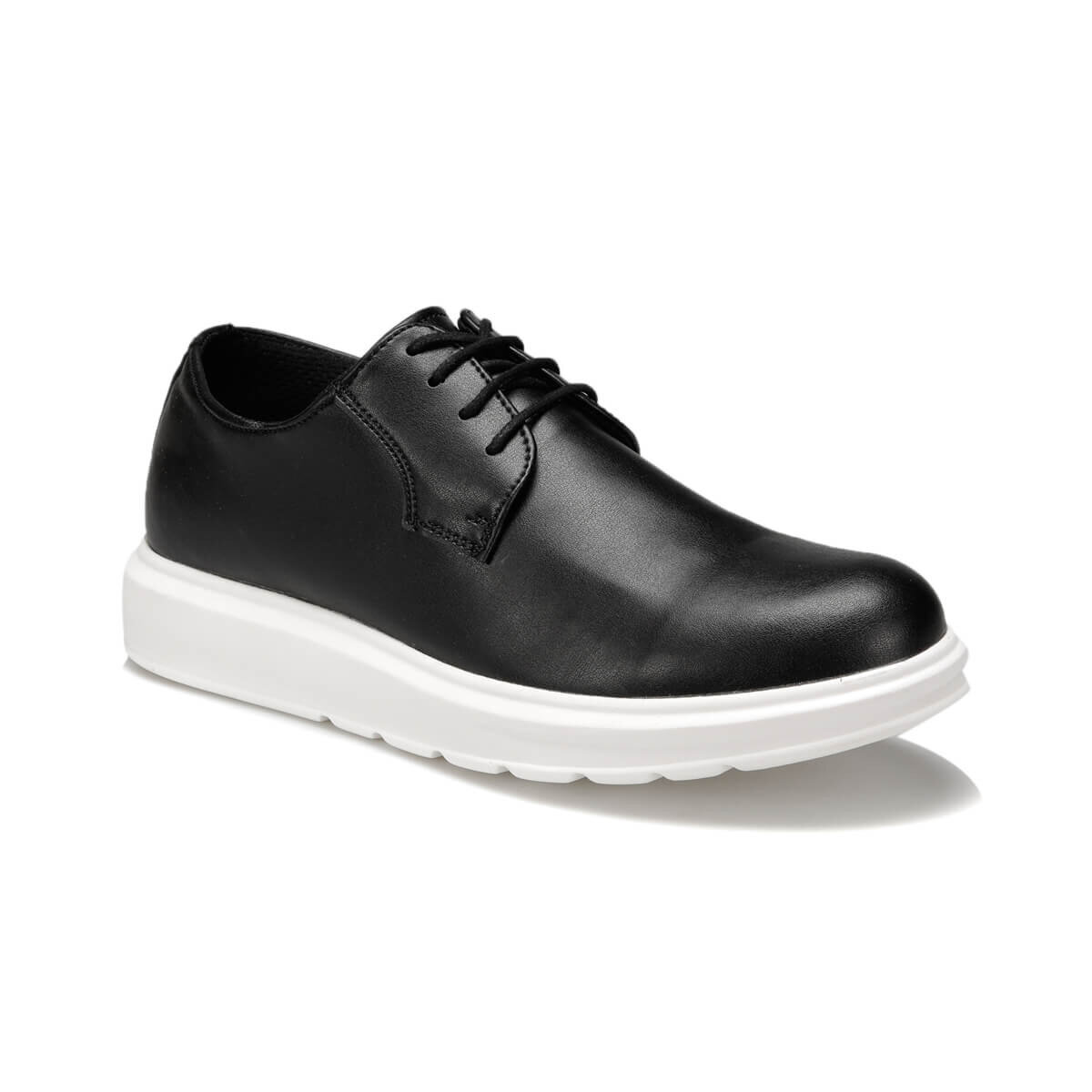 FLO ZY-1 Black Male Shoes Forester