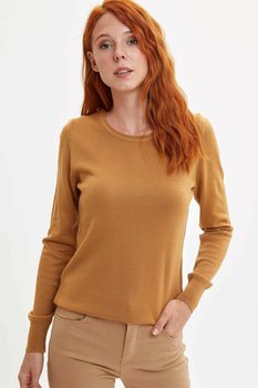 Defacto woman autumn knitted pullo